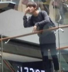 taehyung being stressed because of european armys while filming with bts in norway. RESPECT THEIR PRIVACY