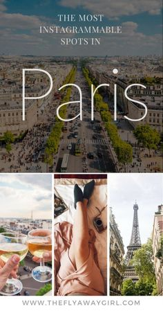 Looking for the most beautiful places in Paris? Look no further! Here you will find the 10 places in Paris you can't miss!