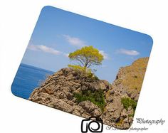 Sa Calobra,photo Mouse pad, Palma de Mallorca, rubber pad, personalized computer mouse pad, Work Pad Mat, Rectangle mouse pad, Computer Gift