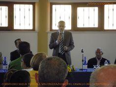 L'Ass.re Regionale Oscar Cherchi al Convegno sulla tutela e valorizzazione del cavallo nel territorio