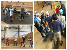 Kindergeburtstag: Action & Fun in der Freestyle Halle