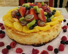 Recetas   Pamela Villar - Cheesecake de frutos rojos sin masa (cocido)