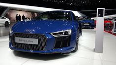 Ascari Blue Exclusive R8