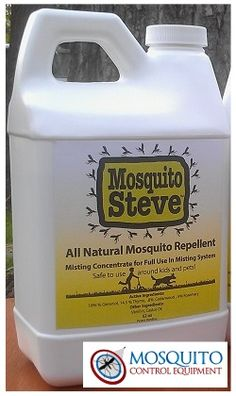 Mosquito Steve for Automatic Mosquito Misters, http://mosquitocontrolequipment.com, Mosquito Misting System, Landscaping, Swimming, Backyard, Outdoor Living, Mosquito Control