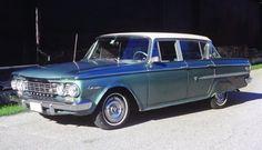 1962 Rambler Ambassador
