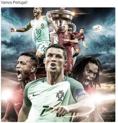 Portugal Fc, Portugal Soccer, Good Soccer Players, Football Players, Fifa Football, World Cup Russia 2018, Cristiano Ronaldo, Real Madrid, Collection