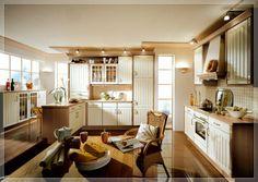 Kuchnie stylizowane www.stylmeble.pl
