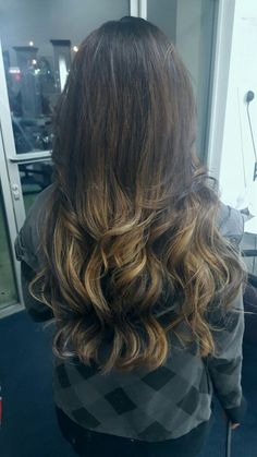 Ash ombre, hair by Evy Torrance, Ca 424 215-8362