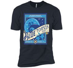 Blue Pumpkin King T-Shirt
