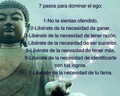 Vive Sana: 7 pasos para dominar el Ego