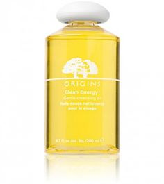 Our Favorite Oil-Based Face Washes-Origins Clean Energy Gentle Cleansing Oil