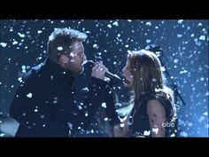 "Lady Antebellum performing ""Need You Now"" at the 2009 CMA Awards"