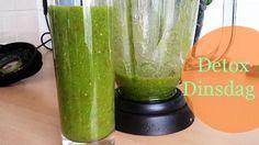 Detox Dinsdag: smoothies recepten | Miss Craftsy