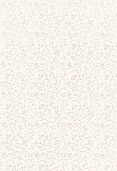 Master Closet - Wallcovering / Wallpaper | Kyara Vine in Oyster | Schumacher