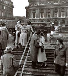 Robert Doisneau - El beso de la Opera 2 - 1950