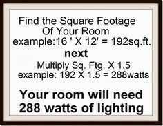 how much lighting do you need in a room, more than you think.