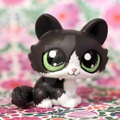 Maisy the cat (commission) LPS custom by pia-chu on DeviantArt