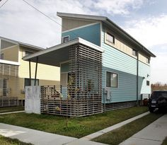 modern single family affordable housing new orleans - Google Search