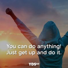 You Can Do Anything, Just Do It, Motivation Sentences, Empty Words, Fight For Your Dreams, Simple Quotes, English Words, Monday Motivation, Woman Quotes