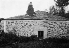 Cheminea de lousa. Guilfrei, Becerreá. Arquivo Ebeling nº 49.