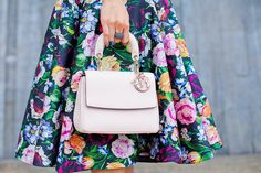 Super Vaidosa Look do dia: Vestido midi floral - Super Vaidosa
