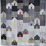 <p>Make a fast, easy and fun neighborhood!</p>  <p>I love house quilts, but most of them have too many pieces for me. So, I designed this great little block to satisfy my house need! I can envision it in so many great fabric combinations: springy, winter, holiday, mid century modern, reproduction...</p>  <p>Because so many of you saw the pin of the original bee quilt I made from this block and asked for a pattern, I've just added two new sizes to ...