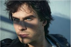 Ian Somerhalder photographed by Collin Stark