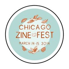 The Chicago Zine Fest is an independent event creating an outlet for small press and independent publishers to showcase their work. Our goal is to make DIY zine-making accessible, highlight the talents of self-published artists, and give independent artists a chance to interact, and swap skills through tabling, community events, and workshops.