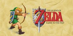 Got A New Nintendo #3DS? The Legend Of #Zelda: A Link To The Past Is Out Now! (AU$10.40/NZ$13.60) #eShop #SNES (1/2)