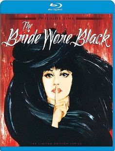 The Bride Wore Black - Blu-Ray (Twilight Time Ltd. Region Free) Release Date: Available Now (Screen Archives Entertainment U.S.)