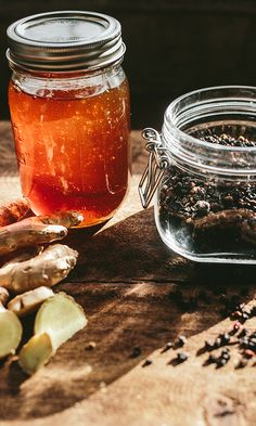Making a medicinal syrup with herbs is easy! Learn how on Plant Power Journal.