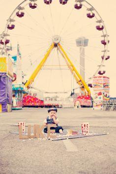 Carnival Photoshoot