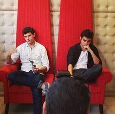 Diego y Jorge <3