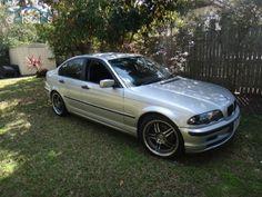 2001 BMW 318i E46 Executive