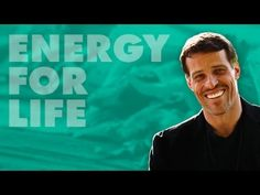 Discover Tony Robbins' Secrets To Energy For Life! Watch Now!