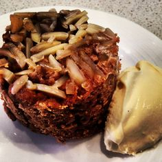 The Shrinking Hubby's Healthy Christmas Pudding
