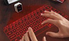 Virtual Keyboard From Brookstone - $100