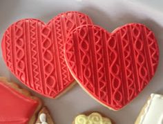 Oh Sugar Events: Valentines Sampler Platter - .Oh Sugar Events: Valentines Sampler Platter - Valentines Day Cookies, Valentines Baking, Valentines Day Desserts, Vintage Valentines, Christmas Cookies, Royal Icing Cookies, Cupcake Cookies, Sugar Cookies, Spritz Cookies