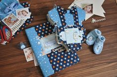 "ЯРКИЙ АЛЬБОМ ""Бодик"" для мальчика 