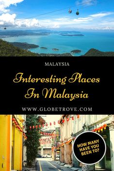 Interesting Places in Malaysia You can find Malaysia and more on our website.Interesting Places in Malaysia Cool Places To Visit, Places To Travel, Travel Destinations, Tourist Places, Luang Prabang, Malaysia Travel Guide, Malaysia Tourism, Laos, Backpacking Asia