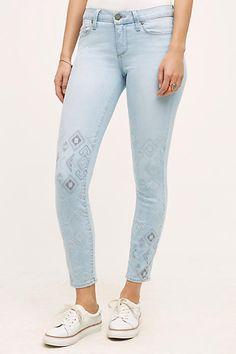 Paige Verdugo Skinny Ankle Jeans - anthropologie.com