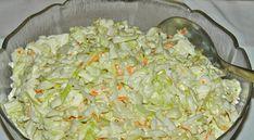 Lepší šalát ste nemali ani v KFC: Ja ho robím k mäsu alebo proste len tak Vegetable Salad, Kfc, Potato Salad, Cabbage, Good Food, Food And Drink, Low Carb, Vegetables, Cooking