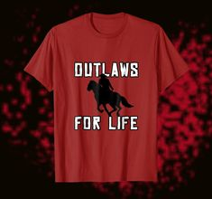 11 Best Red Dead Redemption Rdr 2 shirts images in 2019
