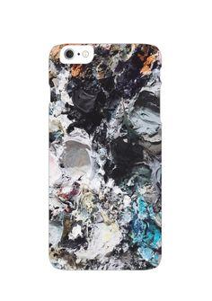 """""""Paint My Palette"""" iPhone Case"""