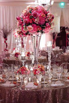 12 Stunning Wedding Centerpieces - Part 21 | bellethemagazine.com