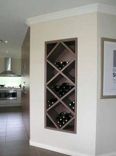 Suport inedit pentru sticle de vin - barca