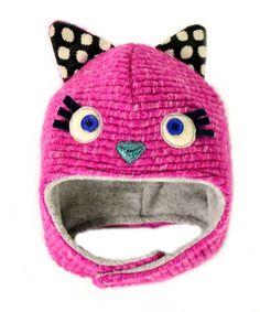 Kitty Hat Fuchsia - TUFF KOOKOOSHKA