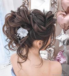 Bridesmaid Hair, Prom Hair, Bridal Looks, Bridal Style, Pretty Hairstyles, Wedding Hairstyles, Perfect Bride, Wedding Hair Inspiration, Wedding Trends