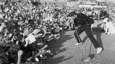 "Elvis Presley released his breakout hit ""Heartbreak Hotel"" 61 years ago."