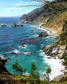 Monterey to Big Sur: A Highway 1 Itinerary | Around the World in Katie Days